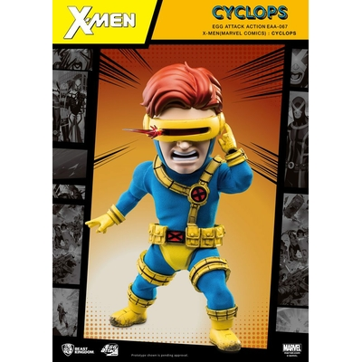 Figurine Marvel Egg Attack Cyclops 17cm