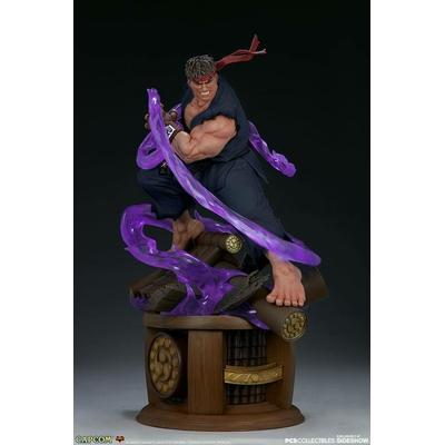 Statue Street Fighter Ultra Evil Ryu 52cm