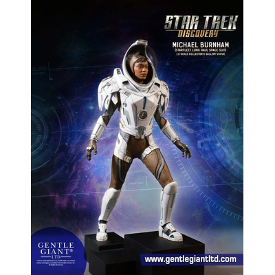 Statuette Star Trek Discovery Collectors Gallery Michael Burnham 20cm