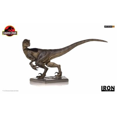 Statuette Jurassic Park Art Scale Velociraptor 29cm