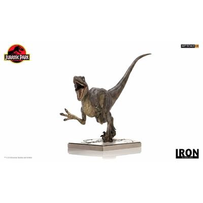Statuette Jurassic Park Art Scale Velociraptor Attack 31cm