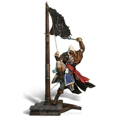 Statuette Assassin´s Creed IV Edward Kenway Master of the Seas 45 cm