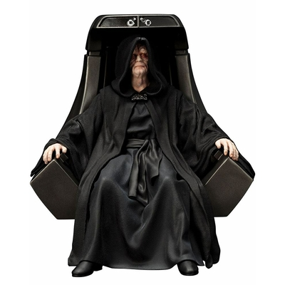 Statuette Star Wars ARTFX+ Emperor Palpatine 15cm
