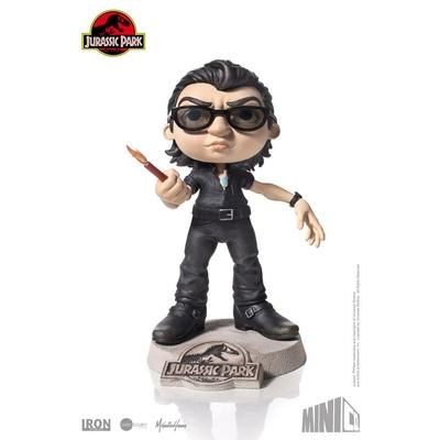Figurine Jurassic Park Mini Co. Ian Malcom 13cm
