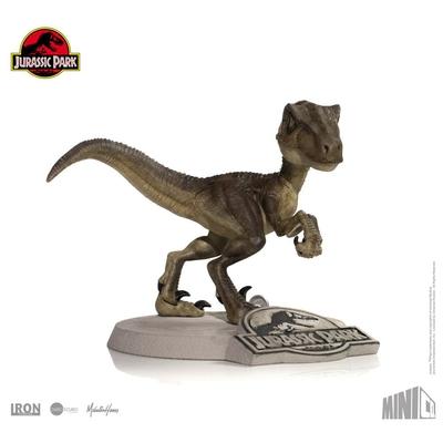 Figurine Jurassic Park Mini Co. Velociraptor 13cm