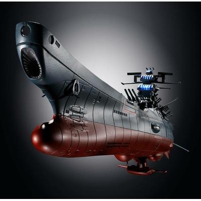 Véhicule Space Battleship Yamato 2202 Diecast Soul of Chogokin GX-86 Yamato 42cm