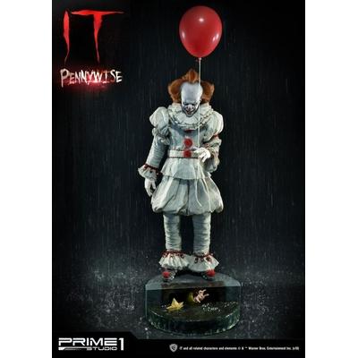 Statuette « Il » est revenu Pennywise 111cm