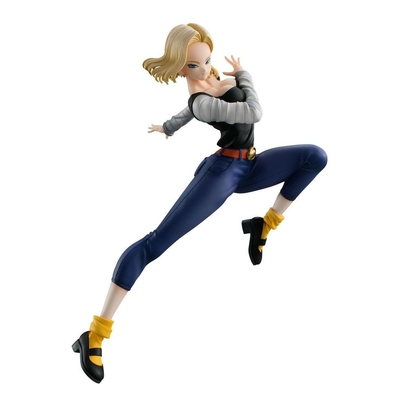 Statuette Dragon Ball Gals Android 18 Ver. IV 20cm