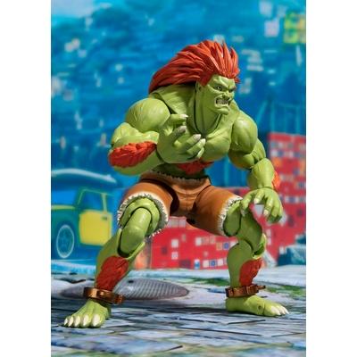 Figurine Street Fighter S.H. Figuarts Blanka 16cm