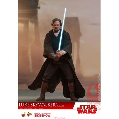 Figurine Star Wars Episode VIII Movie Masterpiece Luke Skywalker Crait 29cm