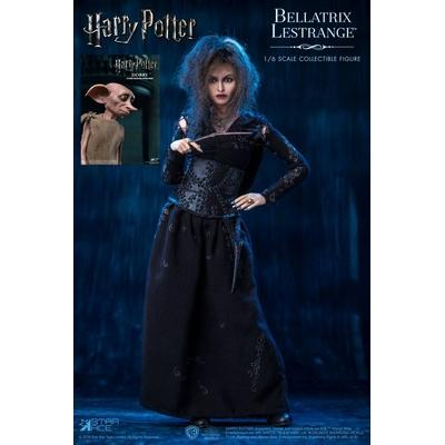 Figurine Harry Potter My Favourite Movie Bellatrix Lestrange Deluxe Ver. 30cm
