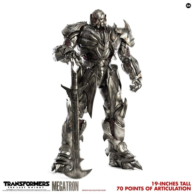 Figurine Transformers The Last Knight Megatron 48cm
