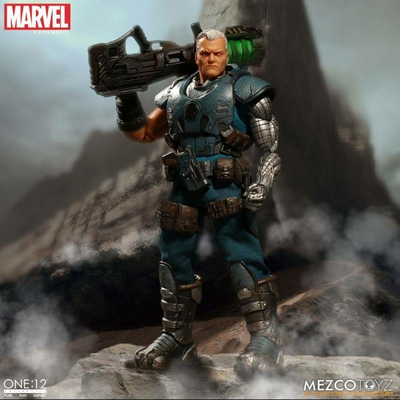 Figurine Marvel Universe Cable 17cm