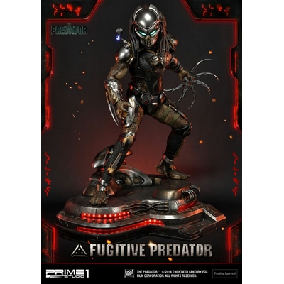 Statue The Predator Fugitive Predator 75cm