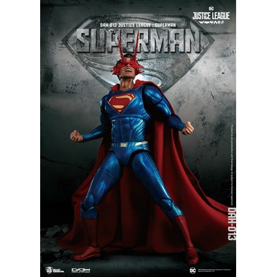 Figurine Justice League Dynamic Action Heroes Superman 20cm