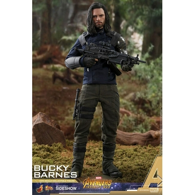 Figurine Avengers Infinity War Movie Masterpiece Bucky Barnes 30cm