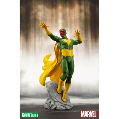 Statuette Marvel Comics ARTFX+ Vision 22cm