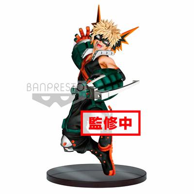 Statuette My Hero Academia The Amazing Heroes Katsuki Bakugou 16cm