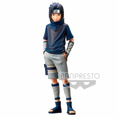 Figurine Naruto Shippuden Grandista Shinobi Relations Uchiha Sasuke #2 - 24cm