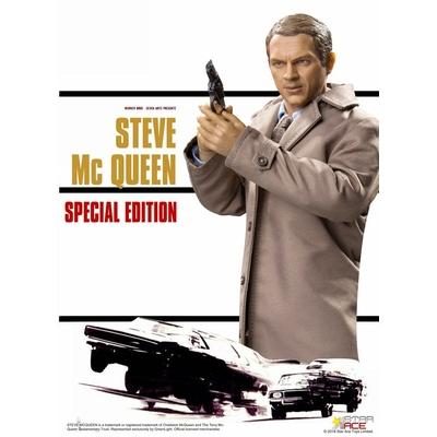 Figurine La Grande Évasion My Favourite Legend Steve McQueen Special Edition 30cm