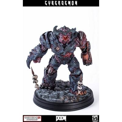 Statue Doom Cyberdemon 48cm