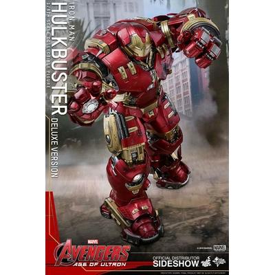 Figurine Avengers L'Ère d'Ultron Movie Masterpiece Hulkbuster Deluxe Ver. 55cm