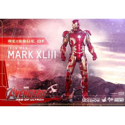 Figurine Avengers L'Ère d'Ultron MMS Diecast Iron Man Mark XLIII 31cm