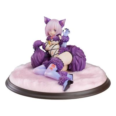 Statuette Fate Grand Order Mash Kyrielight Dangerous Beast 12cm