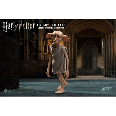 Figurine Harry Potter et la Chambre des secrets Real Master Series Dobby 12cm