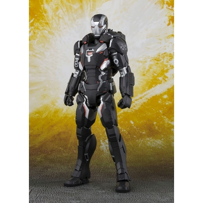 Figurine Avengers Infinity War S.H. Figuarts War Machine Mark IV 16cm