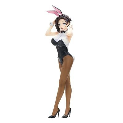 Statuette Tawawa on Monday Kohai-chan Easter Bunny Ver. 26cm