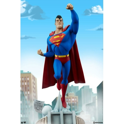 Statue DC Animated Series Collection Superman 50cm