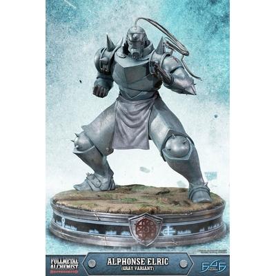 Statue Fullmetal Alchemist Brotherhood Alphonse Elric Gray Variant 55cm