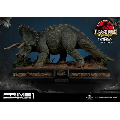 Statue Jurassic Park Triceratops 32cm