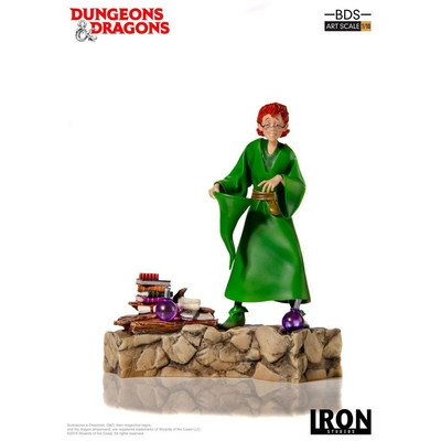 Statuette Dungeons & Dragons Art Scale Presto The Magician 18cm