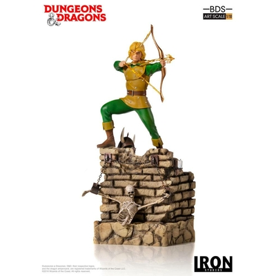 Statuette Dungeons & Dragons Art Scale Hank The Ranger 30cm