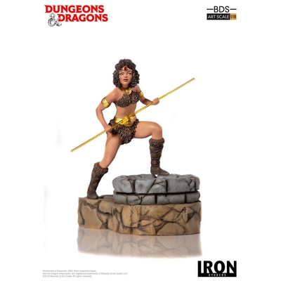 Statuette Dungeons & Dragons Art Scale Diana The Acrobat 17cm