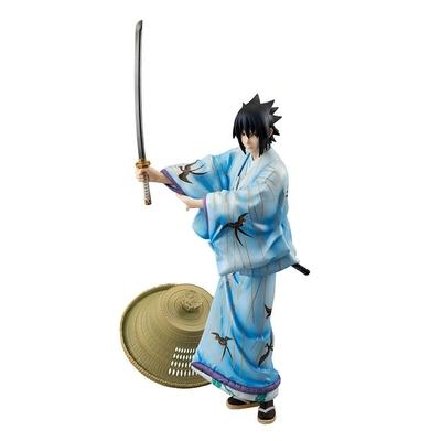 Statuette Naruto G.E.M. Sasuke Uchiha Kabuki Ver. 23cm