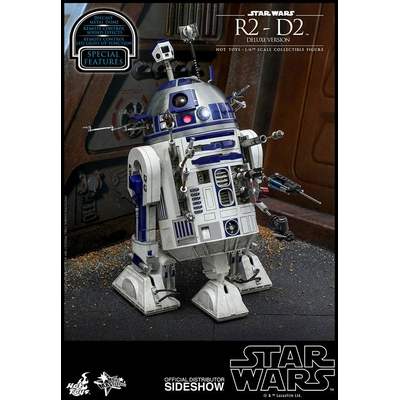 Figurine Star Wars Movie Masterpiece R2-D2 Deluxe Ver. 18cm