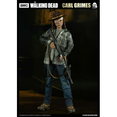 Figurine The Walking Dead Carl Grimes 29cm