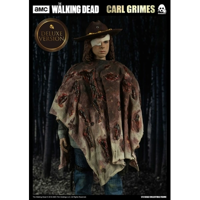 Figurine The Walking Dead Carl Grimes Deluxe Version 29cm