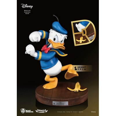 Statuette Disney Miracle Land Donald Duck 34cm