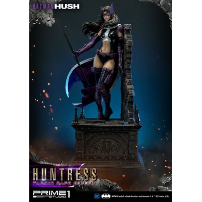 Statue Batman Hush Huntress Fabric Cape Edition 82cm