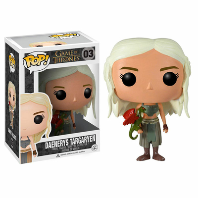 Figurine Game of Thrones Funko POP! Daenerys Targaryen 10cm