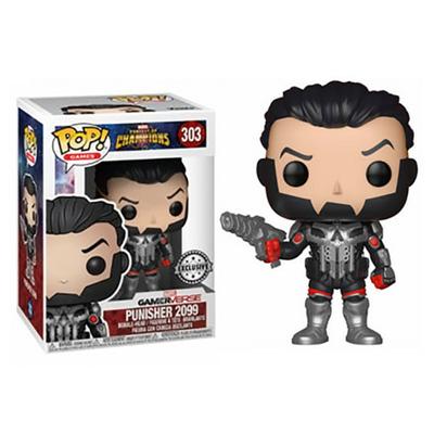 Figurine Marvel Tournoi des champions Funko POP! Punisher 2099 9cm