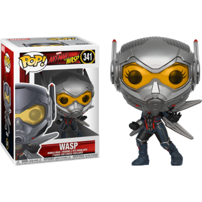 Figurine Ant-Man and the Wasp Funko POP! Wasp 9cm