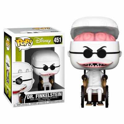 Figurine L´étrange Noël de Mr. Jack Funko POP! Dr. Finklestein 9cm