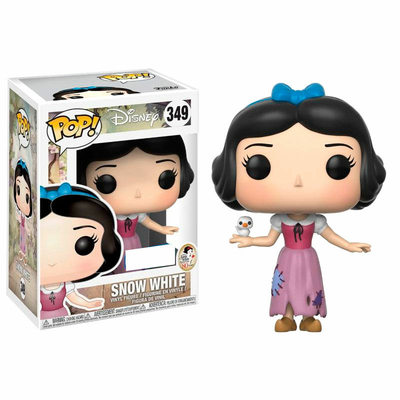 Figurine Blanche Neige et les Sept Nains Funko POP! Disney Blanche Neige Maid Outfit 9cm