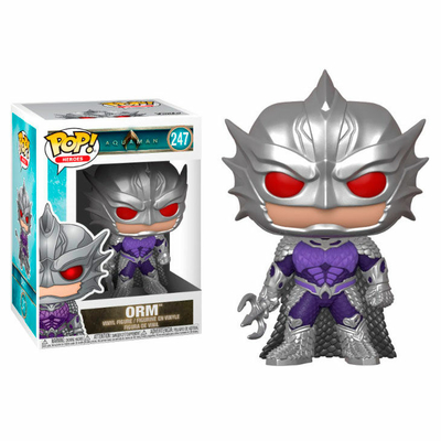 Figurine Aquaman Movie Funko POP! Orm 9cm