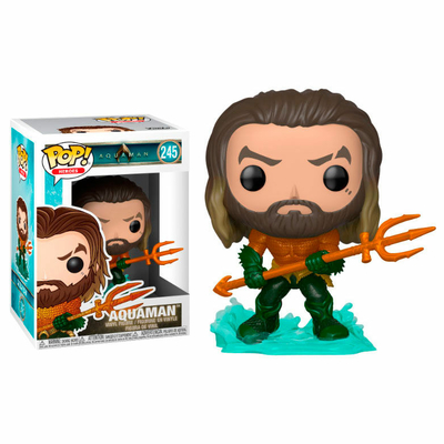 Figurine Aquaman Movie Funko POP! Aquaman 9cm